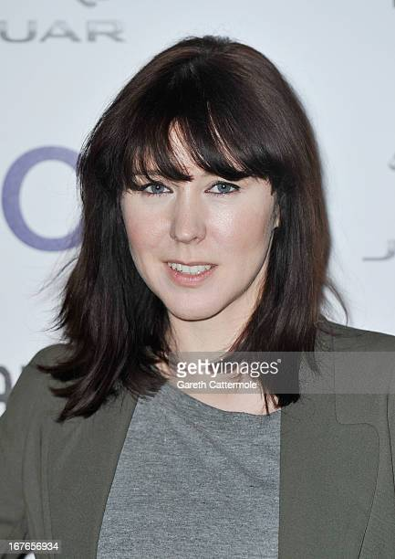 Actress/filmmaker Alice Lowe attends Senses of Humor / Humour The Art Of Comedy during the Sundance London Film And Music Festival 2013 at Sky...