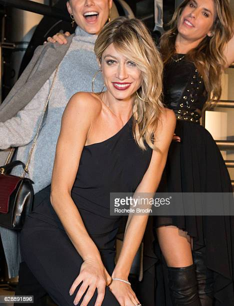 Actress/Gym Owner Maddalena Corvaglia attends Elisabetta and Maddalena For SkyViewLA on December 9 2016 in Los Angeles California