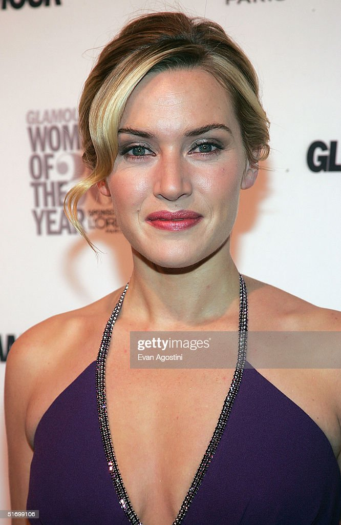 Actress/honoree <a gi-track='captionPersonalityLinkClicked' href=/galleries/search?phrase=Kate+Winslet&family=editorial&specificpeople=201923 ng-click='$event.stopPropagation()'>Kate Winslet</a> attends the 15th Annual Glamour 'Women of the Year' Awards at the American Museum of Natural History November 8, 2004 in New York City.