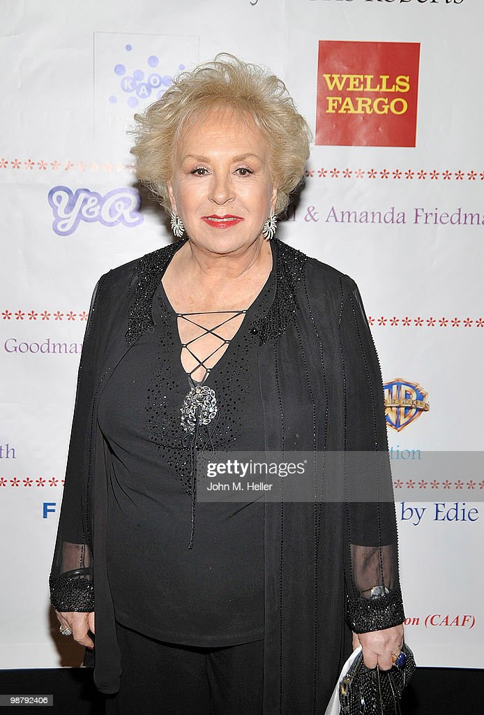 Actress/Host for the '8th Annual Night of Comedy' <a gi-track='captionPersonalityLinkClicked' href=/galleries/search?phrase=Doris+Roberts&family=editorial&specificpeople=209247 ng-click='$event.stopPropagation()'>Doris Roberts</a> attends the '8th Annual Night of Comedy' hosted by <a gi-track='captionPersonalityLinkClicked' href=/galleries/search?phrase=Doris+Roberts&family=editorial&specificpeople=209247 ng-click='$event.stopPropagation()'>Doris Roberts</a> at the Saban Theater on May 1, 2010 in Beverly Hills, California.
