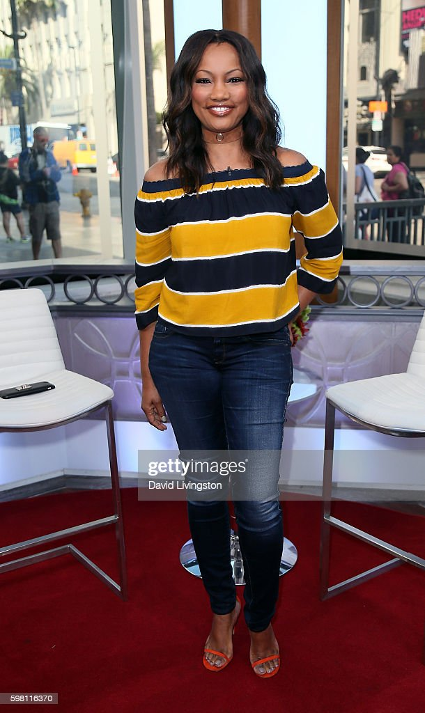 Actress/host Garcelle Beauvais attends Hollywood Today Live at W Hollywood on August 31, 2016 in Hollywood, California.