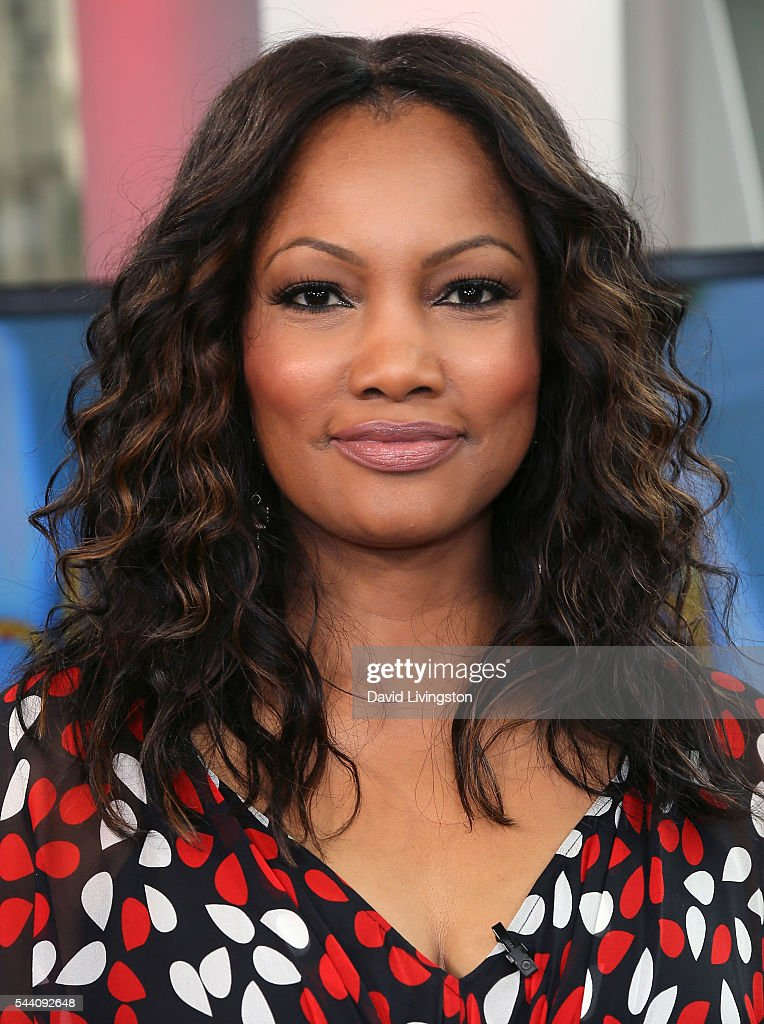 Actress/host <a gi-track='captionPersonalityLinkClicked' href=/galleries/search?phrase=Garcelle+Beauvais&family=editorial&specificpeople=203112 ng-click='$event.stopPropagation()'>Garcelle Beauvais</a> poses at Hollywood Today Live at W Hollywood on July 1, 2016 in Hollywood, California.