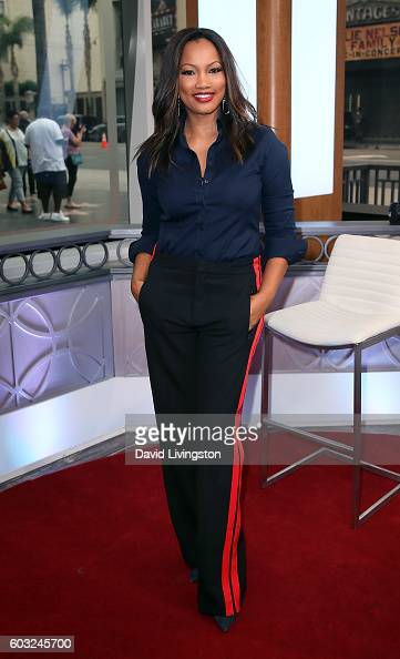 Actress/host Garcelle Beauvais poses at Hollywood Today Live at W Hollywood on September 12 2016 in Hollywood California