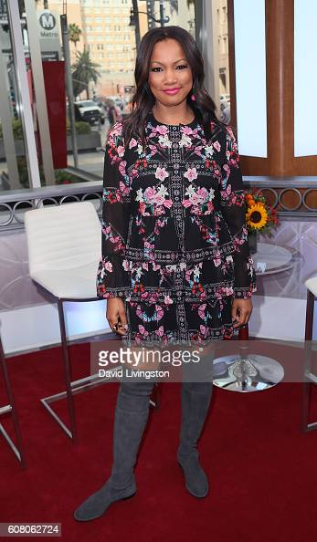 Actress/host Garcelle Beauvais poses at Hollywood Today Live at W Hollywood on September 19 2016 in Hollywood California