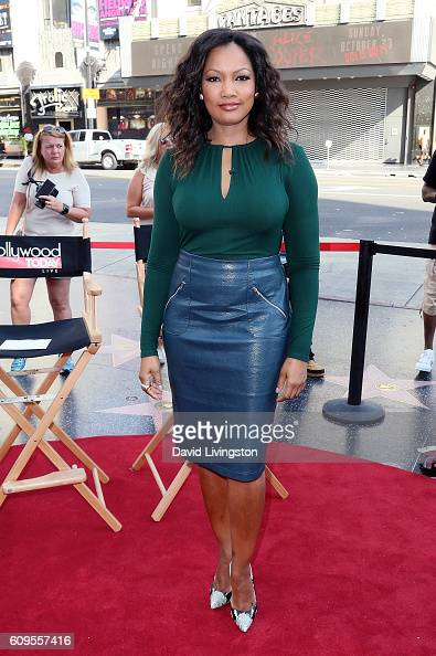 Actress/host Garcelle Beauvais poses at Hollywood Today Live at W Hollywood on September 21 2016 in Hollywood California