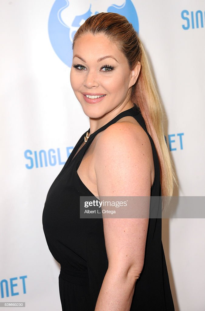 Actress/host Shanna Moakler arrives for the Single Mom's Awards presented by Single Moms Planet held at The Peninsula Beverly Hills on May 6, 2016 in Beverly Hills, California.