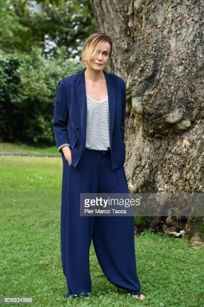 ActressLucia Mascino attends 'Amori che non sanno stare al mondo' photocall during the 70th Locarno Film Festival on August 6 2017 in Locarno...