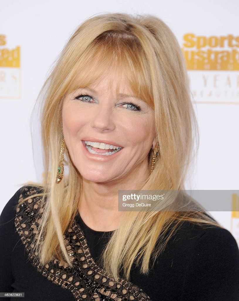 Actress/model <a gi-track='captionPersonalityLinkClicked' href=/galleries/search?phrase=Cheryl+Tiegs&family=editorial&specificpeople=211403 ng-click='$event.stopPropagation()'>Cheryl Tiegs</a> arrives at the 50th Anniversary Celebration Of Sports Illustrated Swimsuit Issue at Dolby Theatre on January 14, 2014 in Hollywood, California.