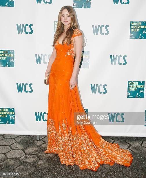 Actress/model Devon Aoki attends the 2010 Wildlife Conservation Society gala at the Central Park Zoo on June 10 2010 in New York City