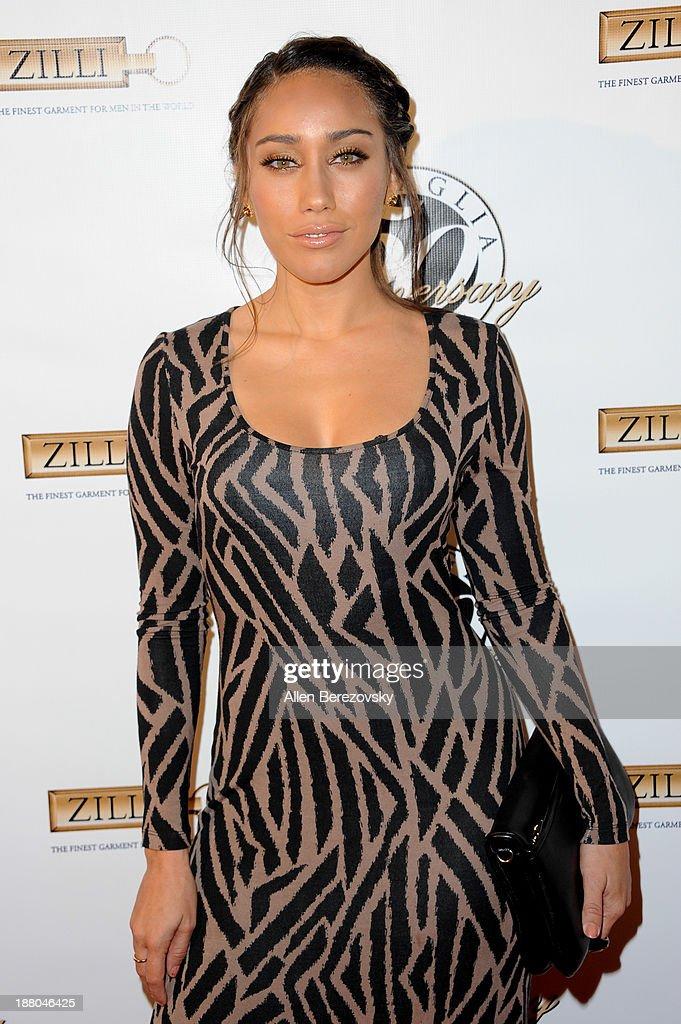 Actress/model Korrina Rico attends the Battaglia's 50th Anniversary of Quality & Elegance Celebration on November 14, 2013 in Beverly Hills, California.