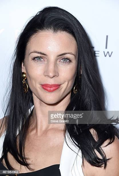 Actress/model Liberty Ross attends The Daily Front Row's 1st Annual Fashion Los Angeles Awards at Sunset Tower Hotel on January 22 2015 in West...