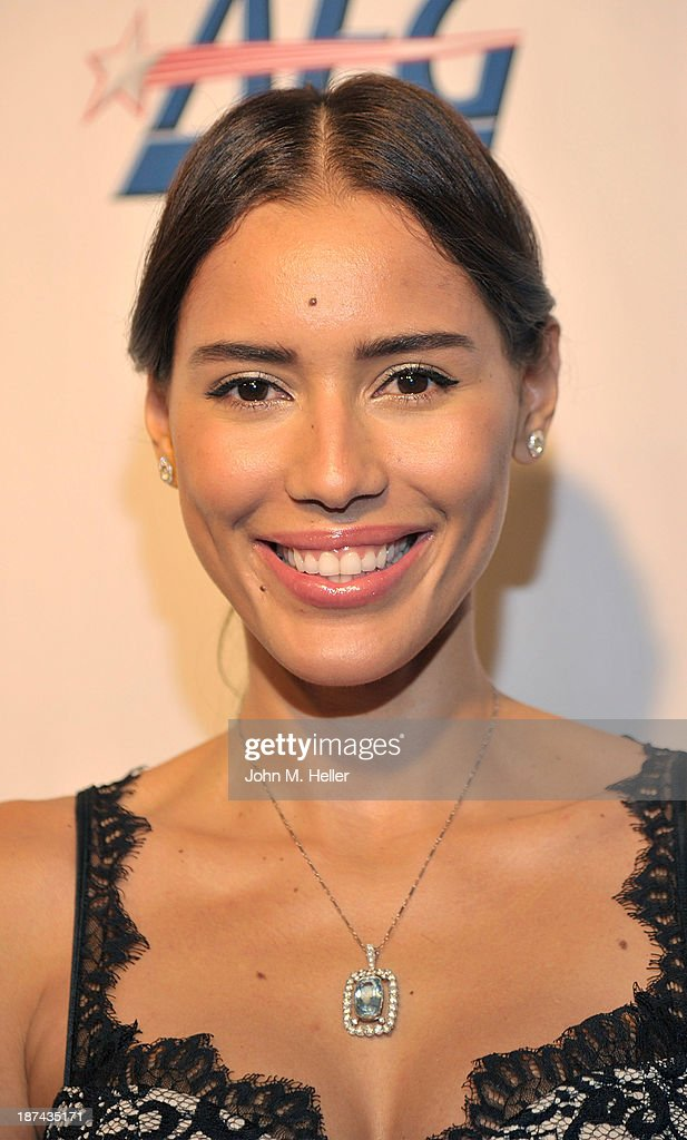 Actress/Model Rebecca Da Costa attends the greater Los Angeles YWCA Rhapsody Ball at the Beverly Hills Hotel on November 8, 2013 in Beverly Hills, California.