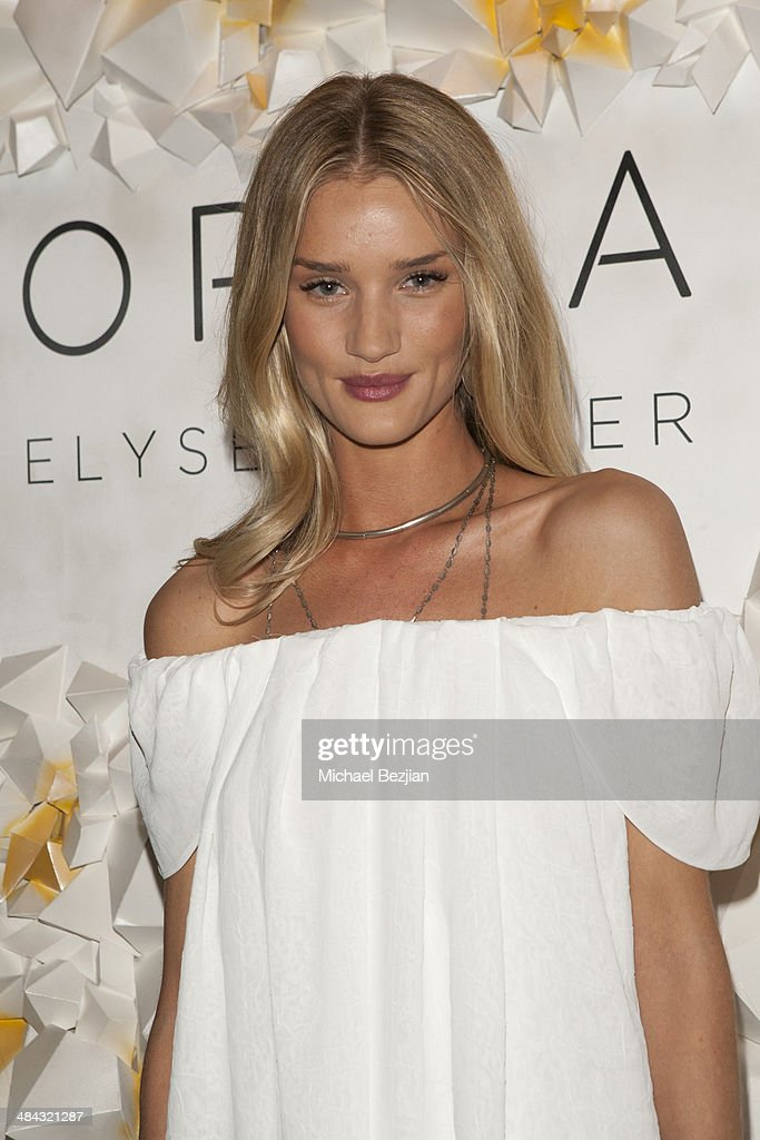 Actress/Model <a gi-track='captionPersonalityLinkClicked' href=/galleries/search?phrase=Rosie+Huntington-Whiteley&family=editorial&specificpeople=2244343 ng-click='$event.stopPropagation()'>Rosie Huntington-Whiteley</a> attends Soho Desert House with Bacardi and Spotify Day 1 on April 11, 2014 in La Quinta, California.