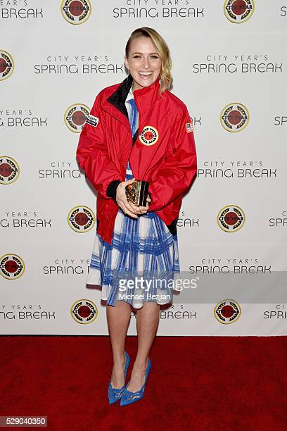 Actress/Model Shantel VanSanten attends City Year Los Angeles Spring Break Event at Sony Studios on May 7 2016 in Los Angeles California