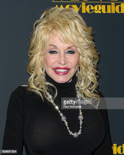 Actress/musician Dolly Parton attends the 24th Annual Movieguide Awards Gala at Universal Hilton Hotel on February 5 2016 in Universal City California