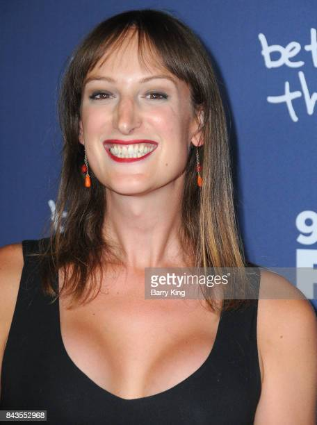 Actress/producer Jen Richards attends the premiere of FX's 'Better Things' Season 2 at Pacific Design Center on September 6 2017 in West Hollywood...