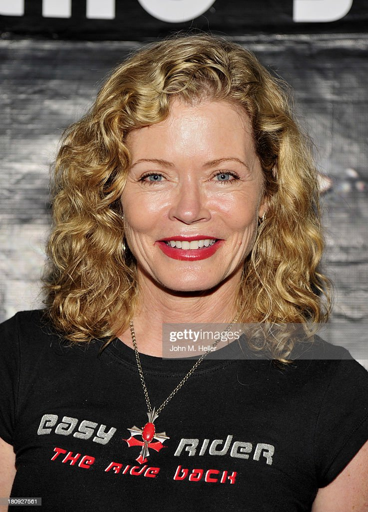 Actress/producer of 'Easy Rider The Ride Back' <a gi-track='captionPersonalityLinkClicked' href=/galleries/search?phrase=Sheree+J.+Wilson&family=editorial&specificpeople=799239 ng-click='$event.stopPropagation()'>Sheree J. Wilson</a> attends the premiere of 'Easy Rider The Ride Back' Ride-In at Bartels' Harley-Davidson on September 17, 2013 in Marina del Rey, California.