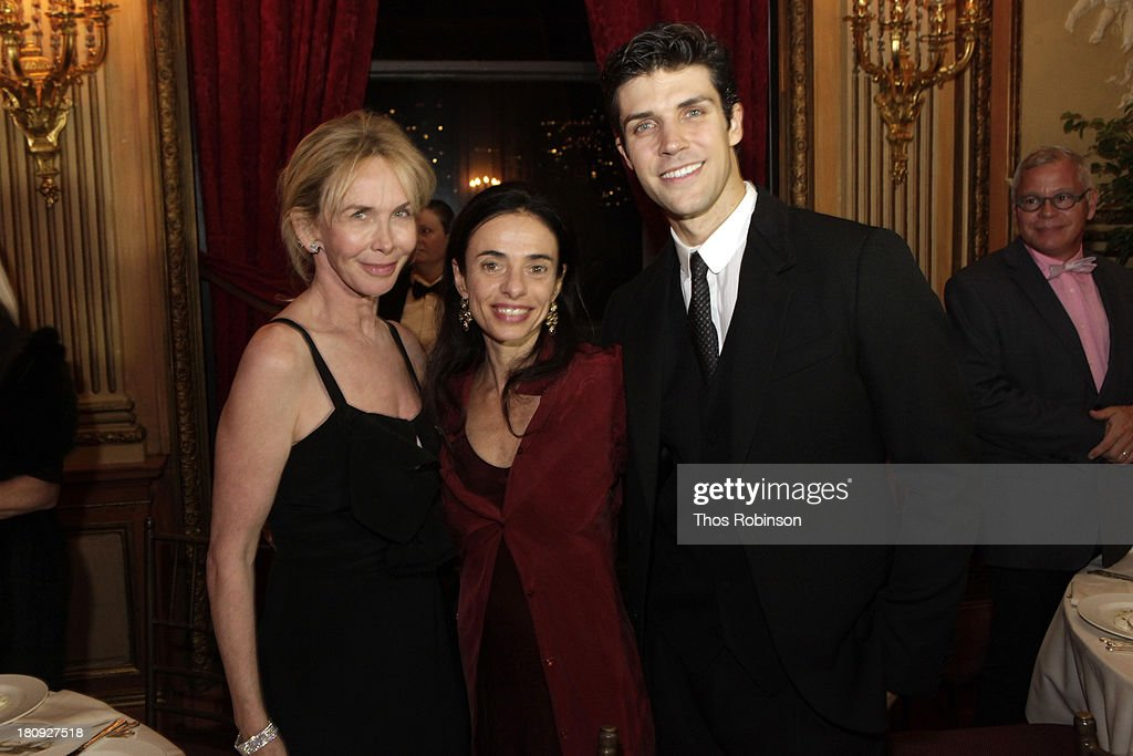 Actress/producer <a gi-track='captionPersonalityLinkClicked' href=/galleries/search?phrase=Trudie+Styler&family=editorial&specificpeople=203268 ng-click='$event.stopPropagation()'>Trudie Styler</a>, dancer Alessandra Ferri and dancer/artistic director <a gi-track='captionPersonalityLinkClicked' href=/galleries/search?phrase=Roberto+Bolle&family=editorial&specificpeople=612887 ng-click='$event.stopPropagation()'>Roberto Bolle</a> attend Acqua di Parma gala event: <a gi-track='captionPersonalityLinkClicked' href=/galleries/search?phrase=Roberto+Bolle&family=editorial&specificpeople=612887 ng-click='$event.stopPropagation()'>Roberto Bolle</a> and Friends tribute to La nobilita' del Fare Giovanni Gastel photo exhibition, as part of 2013 year of Italian Culture in The US on September 17, 2013 in New York City.