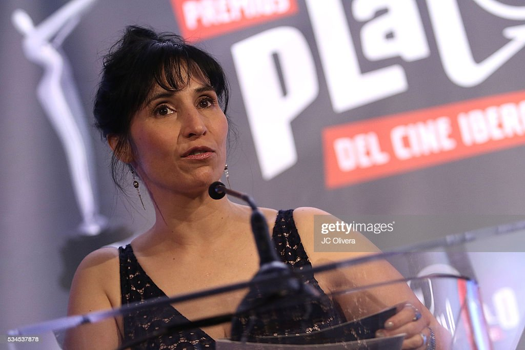 Actress/producer Yareli Arizmendi attends the nomination announcement for The 3rd Annual Premios Platino of Iberoamerican Cinema at The London on May 26, 2016 in West Hollywood, California.