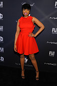 Actress/recording artist Jennifer Hudson attends The Weinstein Company's Academy Awards Nominees Dinner in partnership with Chopard DeLeon Tequila...