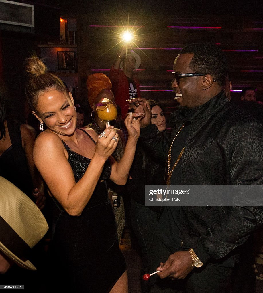 Jennifer Lopez's 2015 American Music Awards After Party