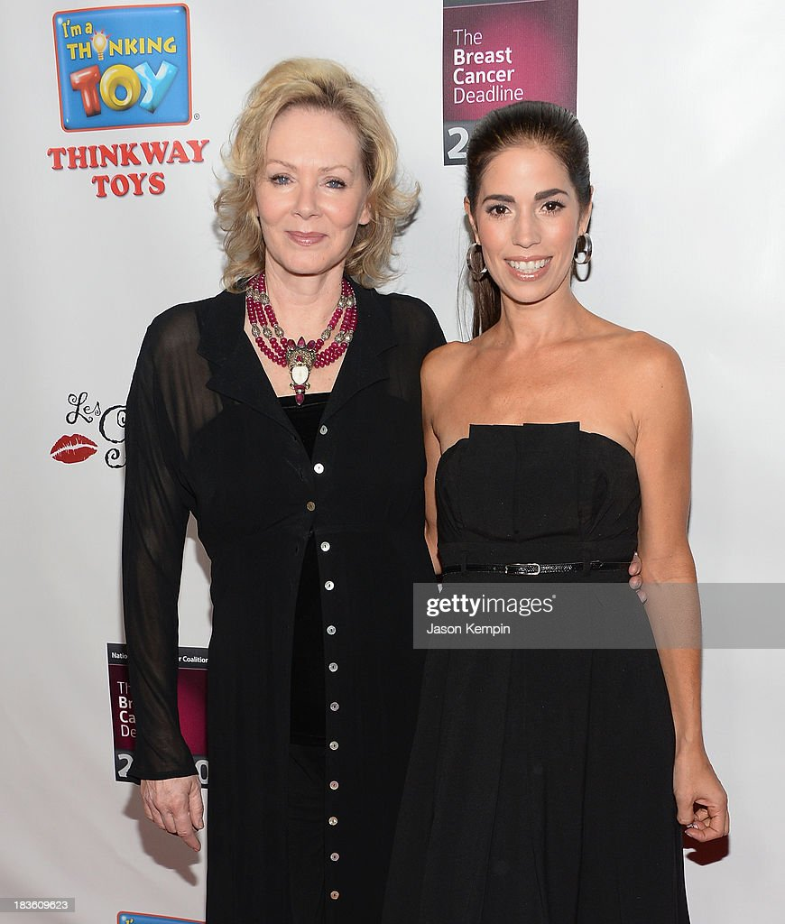 Actress's <a gi-track='captionPersonalityLinkClicked' href=/galleries/search?phrase=Jean+Smart&family=editorial&specificpeople=220923 ng-click='$event.stopPropagation()'>Jean Smart</a> and <a gi-track='captionPersonalityLinkClicked' href=/galleries/search?phrase=Ana+Ortiz+-+Actress&family=editorial&specificpeople=12934861 ng-click='$event.stopPropagation()'>Ana Ortiz</a> attend the 13th Annual Les Girls benefit at Avalon on October 7, 2013 in Hollywood, California.