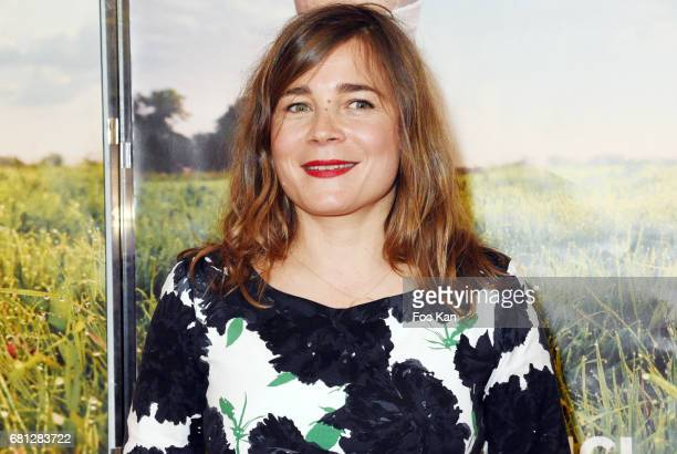 Actress/screenwriter Blanche Gardin attends 'Problemos' Paris Premiere At UGC Cine Cite Les Halles on May 9 2017 in Paris France