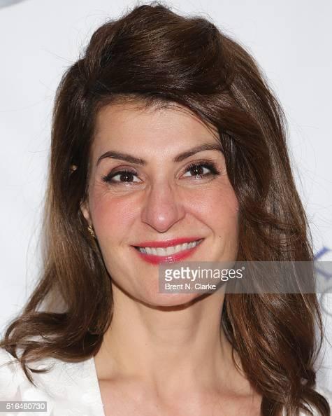 Actress/screenwriter Nia Vardalos attends the Mamarazzi screening of 'My Big Fat Greek Wedding 2' on March 18 2016 in New York City