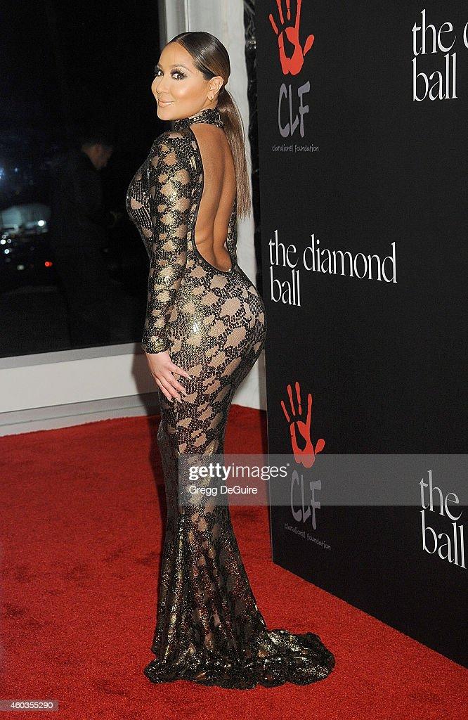 Rihanna's First Annual Diamond Ball - Arrivals