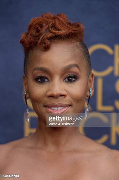 ActressSinger Anika Noni Rose attends Black Girls Rock at New Jersey Performing Arts Center on August 5 2017 in Newark New Jersey