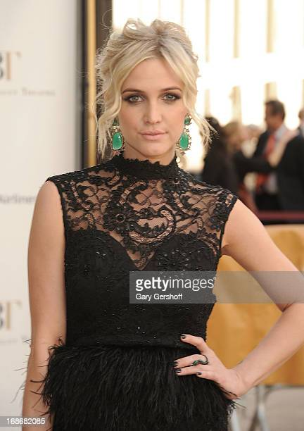 Actress/singer Ashlee Simpson attends the 2013 American Ballet Theatre Opening Night Spring Gala at Lincoln Center on May 13 2013 in New York City