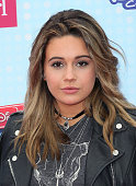 Actress/singer Bea Miller attends the 2015 Radio Disney Music Awards at Nokia Theatre LA Live on April 25 2015 in Los Angeles California