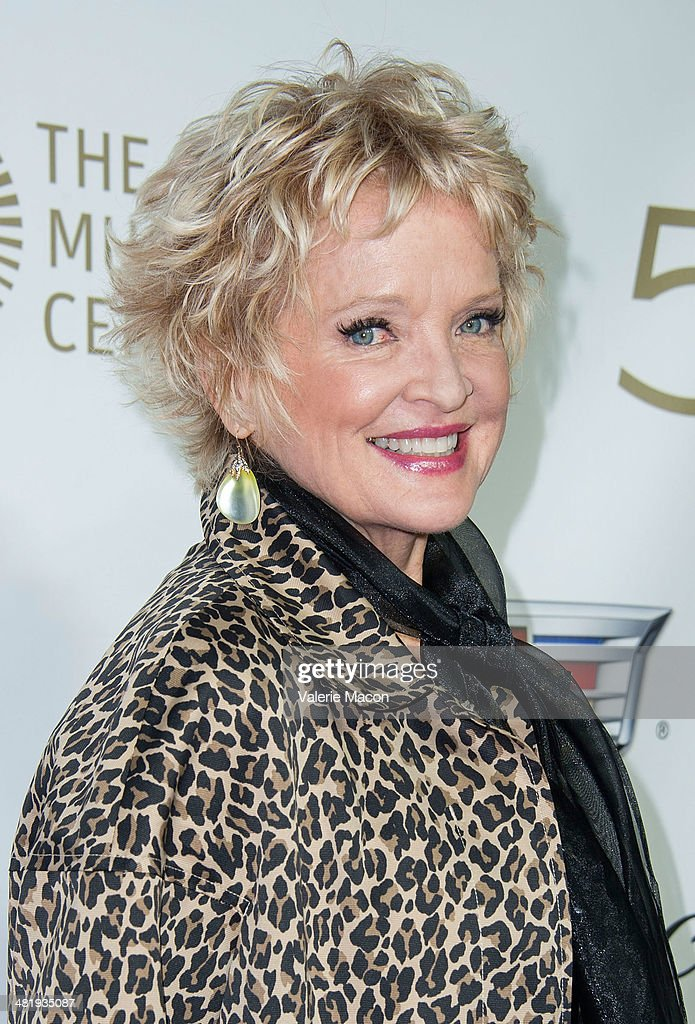 Actress/singer <a gi-track='captionPersonalityLinkClicked' href=/galleries/search?phrase=Christine+Ebersole&family=editorial&specificpeople=214025 ng-click='$event.stopPropagation()'>Christine Ebersole</a> arrives at The Music Center's 50th Anniversary Launch Party at Dorothy Chandler Pavilion on April 1, 2014 in Los Angeles, California.