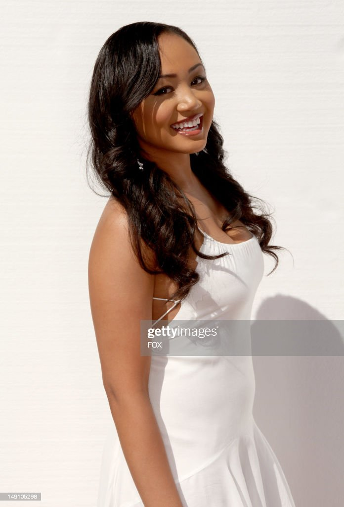 Actress/Singer Cymphonique Miller attends the FOX 2012 Teen Choice Awards at Gibson Amphitheatre on July 22, 2012 in Los Angeles, California.