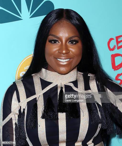 Actress/singer Ester Dean attends the 12th Annual NBCUniversal Short Film Festival finale screening at the Directors Guild of America on October 18...