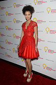 Actress/singer Jasmin Savoy Brown arrives at Children's Miracle Network Hospitals' Winter Wonderland Ball at Avalon on December 12 2015 in Hollywood...