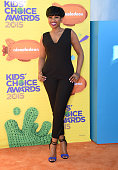 Actress/singer Jennifer Hudson attends Nickelodeon's 28th Annual Kids' Choice Awards held at The Forum on March 28 2015 in Inglewood California