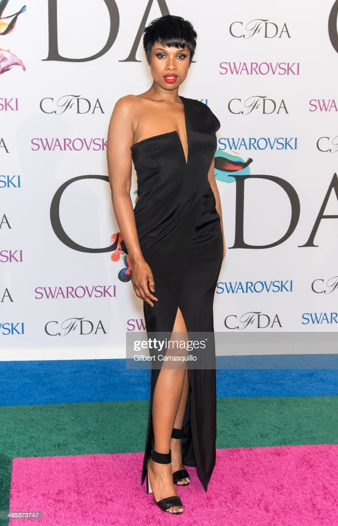 Actress/singer Jennifer Hudson attends the 2014 CFDA fashion awards at Alice Tully Hall, Lincoln Center on June 2, 2014 in New York City.
