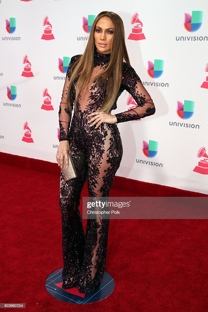 Actress/singer Jennifer Lopez attends The 17th Annual Latin Grammy Awards at T-Mobile Arena on November 17, 2016 in Las Vegas, Nevada.