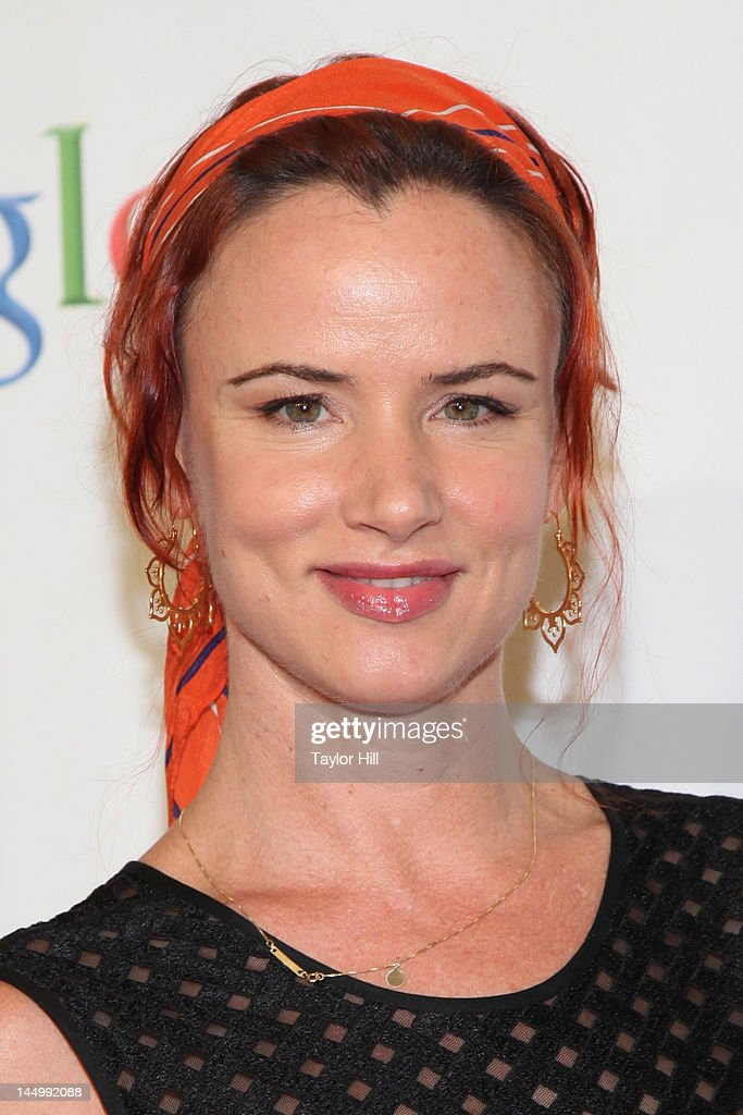 Actress/singer Juliette Lewis attends the 16th Annual Webby Awards at Hammerstein Ballroom on May 21, 2012 in New York City.