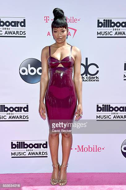 Actress/singer Keke Palmer attends the 2016 Billboard Music Awards at TMobile Arena on May 22 2016 in Las Vegas Nevada