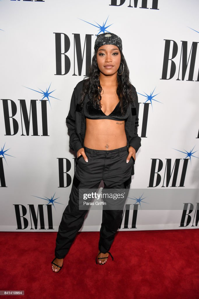 Actress/Singer Keke Palmer attends the 2017 BMI R&B/Hip-Hop Awards at Woodruff Arts Center on August 31, 2017 in Atlanta, Georgia.