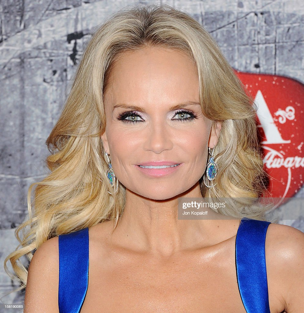 Actress/singer Kristin Chenoweth arrives at the 2012 American Country Awards at Mandalay Bay on December 10, 2012 in Las Vegas, Nevada.