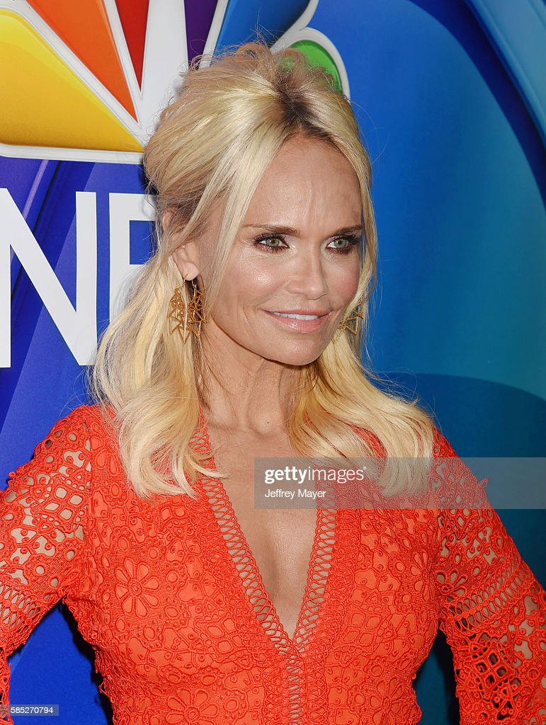 Actress/singer Kristin Chenoweth attends the 2016 Summer TCA Tour - NBCUniversal Press Tour at the Beverly Hilton Hotel on August 2, 2016 in Beverly Hills, California.