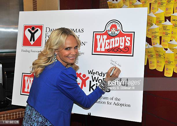 dave thomas wendy s dad This study is based on in-depth personal interviews with dave thomas foundation for adoption wendy's wonderful kids is informed by the dave thomas foundation for adoption's fundamental philanthropic in 2007, the first father's day frosty weekend (in which stores donated a portion of the money from each.