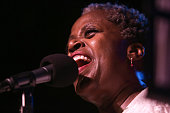 Actress/singer Lillias White performs on stage during her 65th birthday concert celebration at The Triad Theater on July 22 2016 in New York City