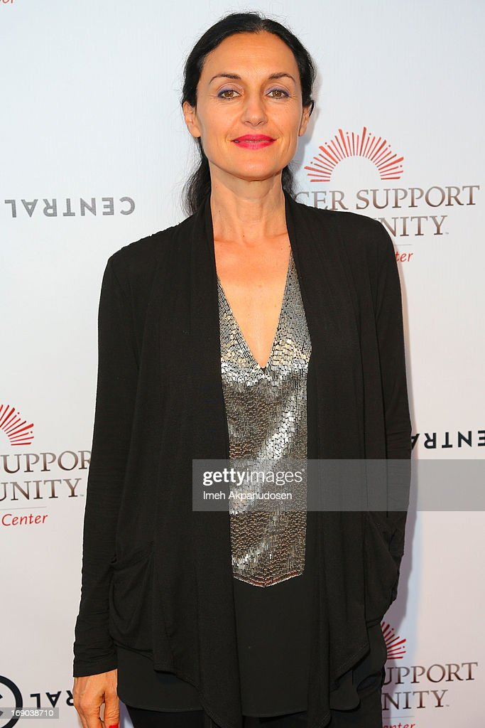 Actress/singer Lisa Zane attends A Night of Fresh Comedy and Art celebrating Gilda Radner's legacy at Museum of Flying on May 18, 2013 in Santa Monica, California.
