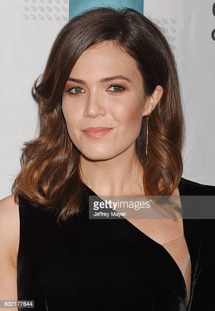 Actresssinger Mandy Moore arrives at the 2017 Annual Artios Awards at The Beverly Hilton Hotel on January 19 2017 in Beverly Hills California