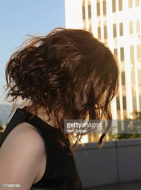 Actress/singer Mandy Moore at the opening of 'Helmut Newton White Women Sleepless Nights Big Nudes' at at Annenberg Space For Photography on June 27...