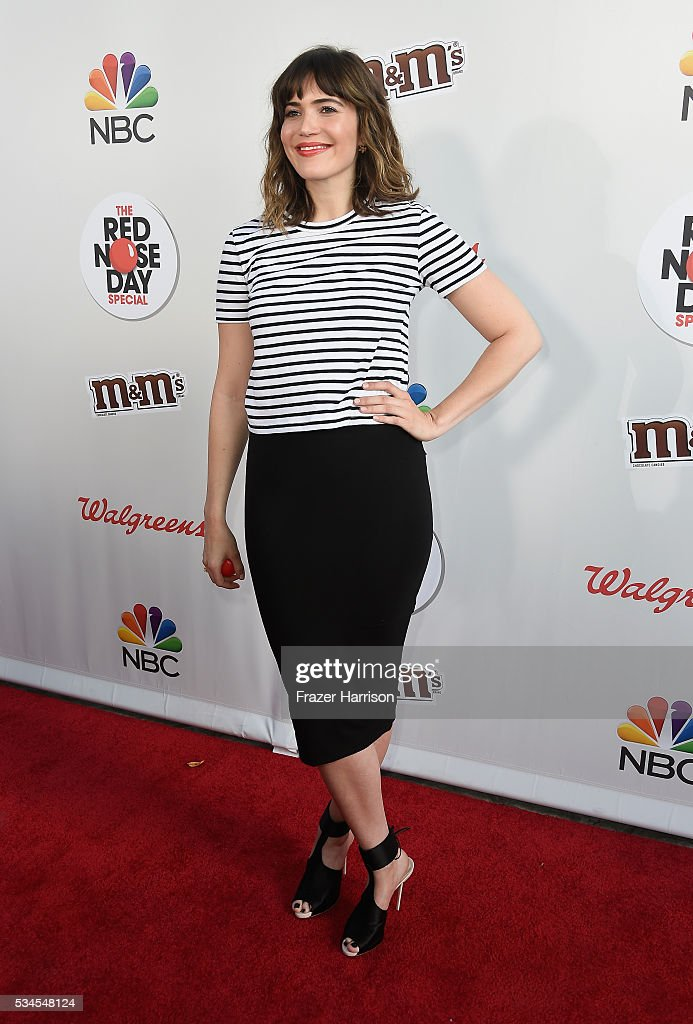 Actress/singer <a gi-track='captionPersonalityLinkClicked' href=/galleries/search?phrase=Mandy+Moore&family=editorial&specificpeople=171637 ng-click='$event.stopPropagation()'>Mandy Moore</a> attends The Red Nose Day Special on NBC at Alfred Hitchcock Theater at Universal Studios on May 26, 2016 in Universal City, California.